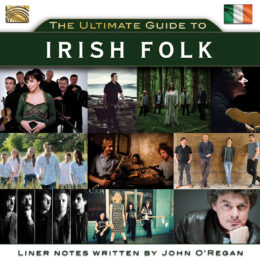 'Big honour' as Coventry's Shkayla picked for Ultimate Guide to Irish folk CD