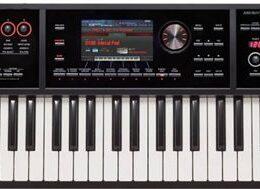 New keyboard for Shkayla's Martin Barter