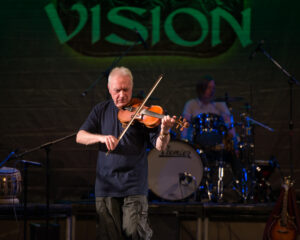 Joe O'Donnell, Celtic Fusion violinist