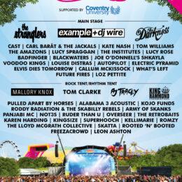 Godiva Festival 2017 Flyer