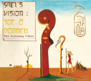 Gael's Vision 40th Anniversary Edition cover