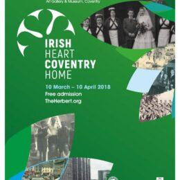 'Irish Heart, Coventry Home' blogpost